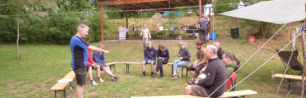 """NoLiMit - Camp"" Outdoor-Schulungsfreizeit in Deutschland"